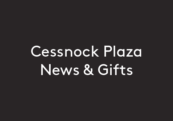 Cessnock Plaza News & Gifts logo