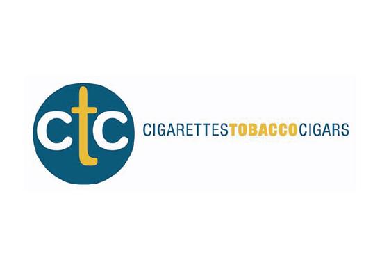 CTC Tobacconist logo