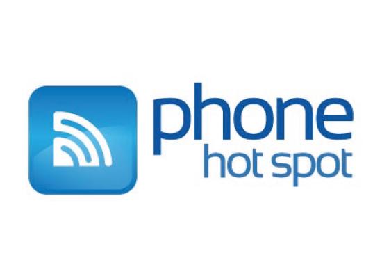 Phone Hot Spot logo