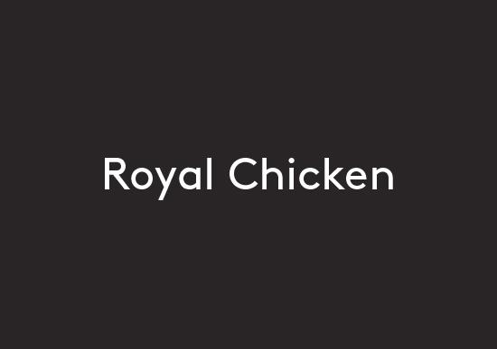 Royal Chicken logo